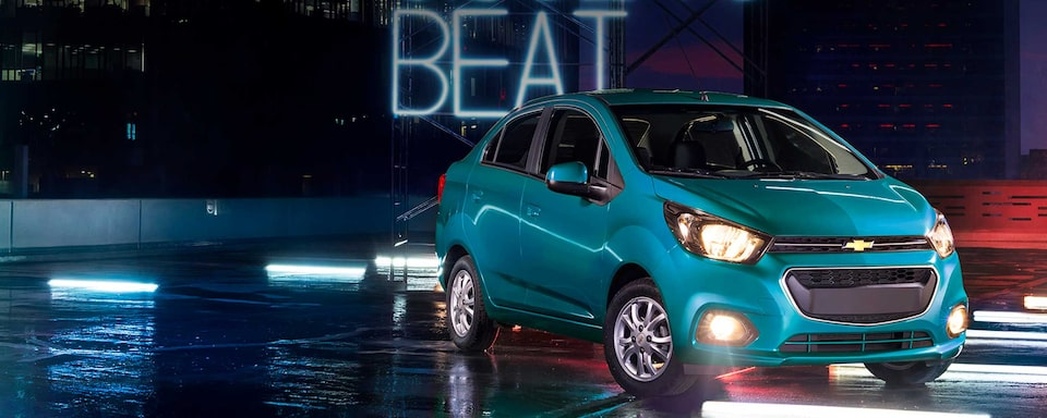 Chevrolet Beat Notchback 2020 auto sedán